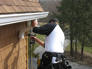 Cincinnati, OH and KY's experts for gutter installation